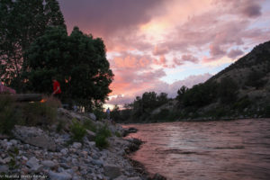 Arkansas River at Salida CO